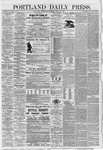 Portland Daily Press : June 24,1868