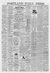 Portland Daily Press : June 26,1868