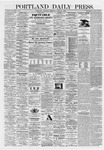 Portland Daily Press : June 27,1868