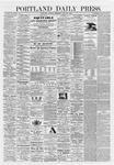 Portland Daily Press : June 29,1868