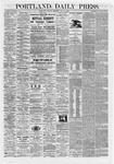 Portland Daily Press: July 06,1868