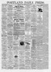 Portland Daily Press: July 10,1868