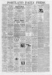 Portland Daily Press: July 11,1868