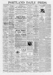 Portland Daily Press: July 13,1868