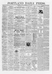 Portland Daily Press: July 18,1868