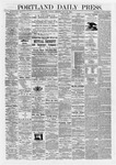 Portland Daily Press: July 21,1868