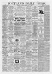 Portland Daily Press: July 22,1868