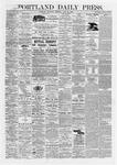 Portland Daily Press: July 23,1868