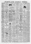 Portland Daily Press: July 24,1868
