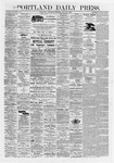 Portland Daily Press: July 25,1868