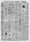 Portland Daily Press: July 28,1868