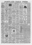 Portland Daily Press: July 31,1868