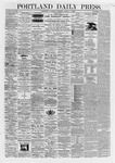 Portland Daily Press: August 01,1868