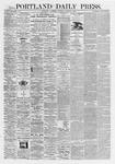 Portland Daily Press: August 06,1868