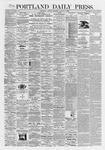 Portland Daily Press: August 07,1868