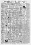 Portland Daily Press: August 08,1868