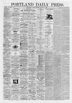 Portland Daily Press: August 11,1868