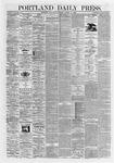 Portland Daily Press: August 12,1868