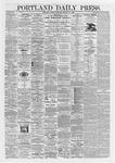 Portland Daily Press: August 14,1868
