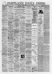 Portland Daily Press: August 20,1868