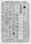 Portland Daily Press: August 21,1868