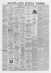 Portland Daily Press: August 22,1868