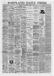 Portland Daily Press: August 24,1868