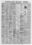 Portland Daily Press: August 28,1868