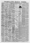 Portland Daily Press: August 29,1868