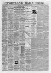 Portland Daily Press: August 31,1868