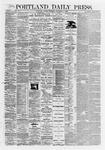 Portland Daily Press: September 08,1868