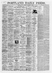 Portland Daily Press: September 14,1868