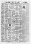 Portland Daily Press: September 16,1868