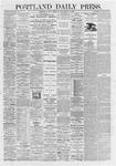 Portland Daily Press: September 18,1868