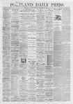 Portland Daily Press: September 19,1868