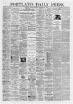 Portland Daily Press: September 22,1868