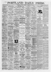 Portland Daily Press: September 23,1868