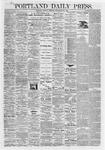 Portland Daily Press: September 28,1868