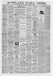 Portland Daily Press: September 29,1868