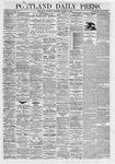 Portland Daily Press: October 01,1868