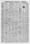 Portland Daily Press: October 03,1868