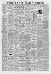 Portland Daily Press: October 05,1868