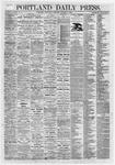 Portland Daily Press: October 07,1868