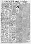Portland Daily Press: October 10,1868