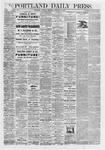 Portland Daily Press: October 13,1868