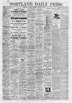 Portland Daily Press: October 15,1868
