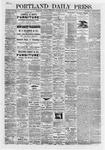 Portland Daily Press: October 20,1868