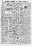 Portland Daily Press: October 21,1868
