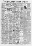 Portland Daily Press: October 23,1868