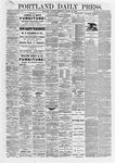 Portland Daily Press: October 24,1868